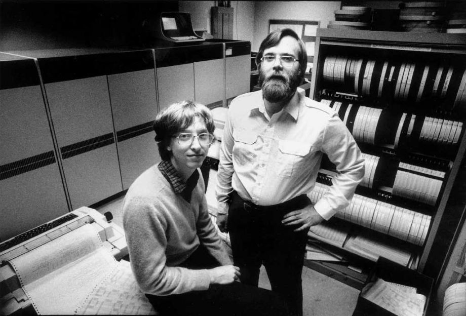 Microsoft Garage - 1981