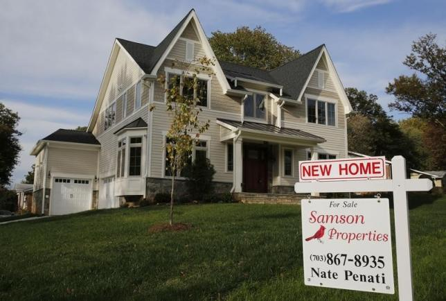 New Home Sales in December