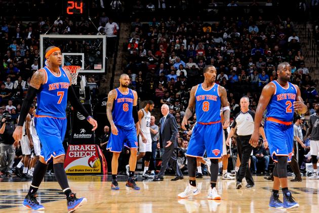 New York Knicks are most valuable team in the NBA