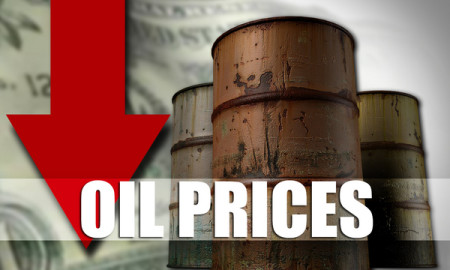 Oil Prices Crashing