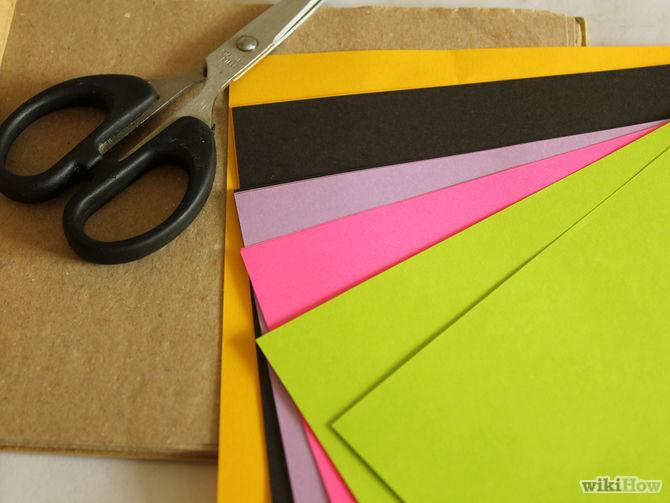 Scrapbook making