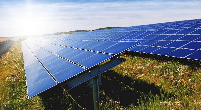 The number of solar energy jobs doubled in the United States in the ...