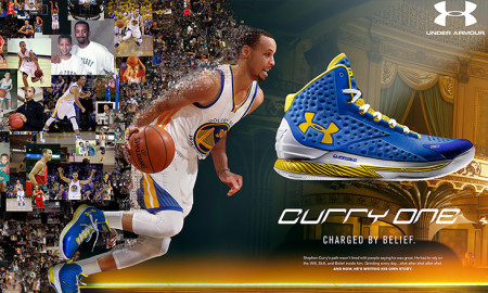 Steph Curry and Under Armour Shares