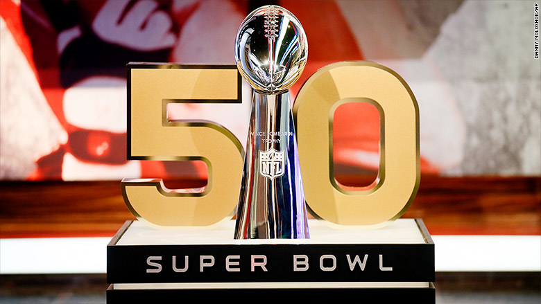 Super Bowl 50 Ticket prices