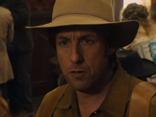 The Ridiculous Six most streamed movie in Netflix history