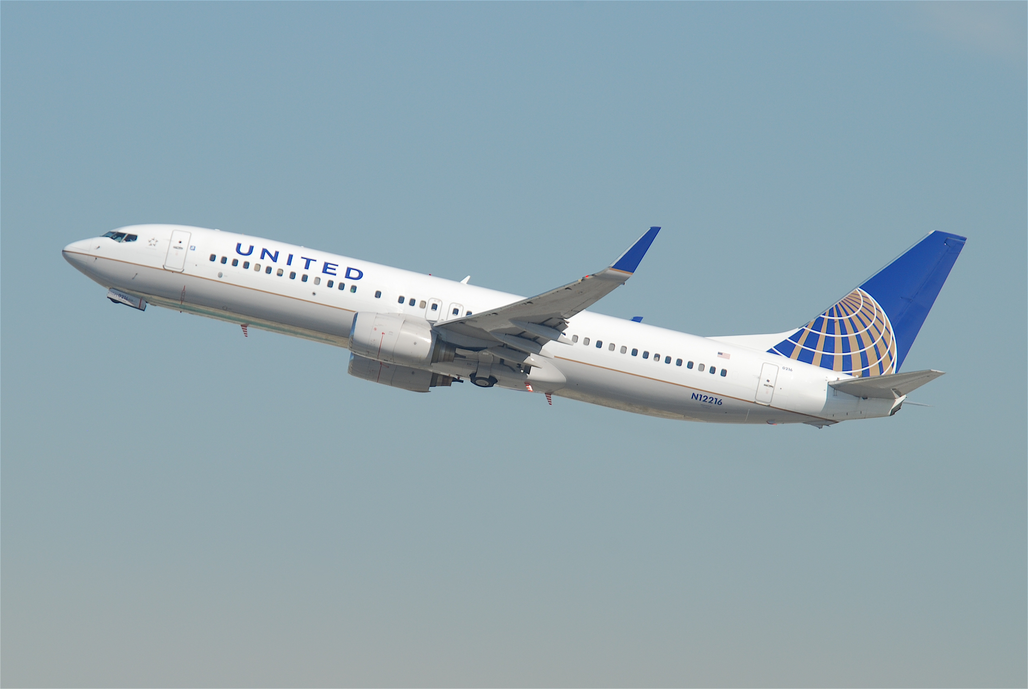 United Airlines - 2016 Winter storm cancellations