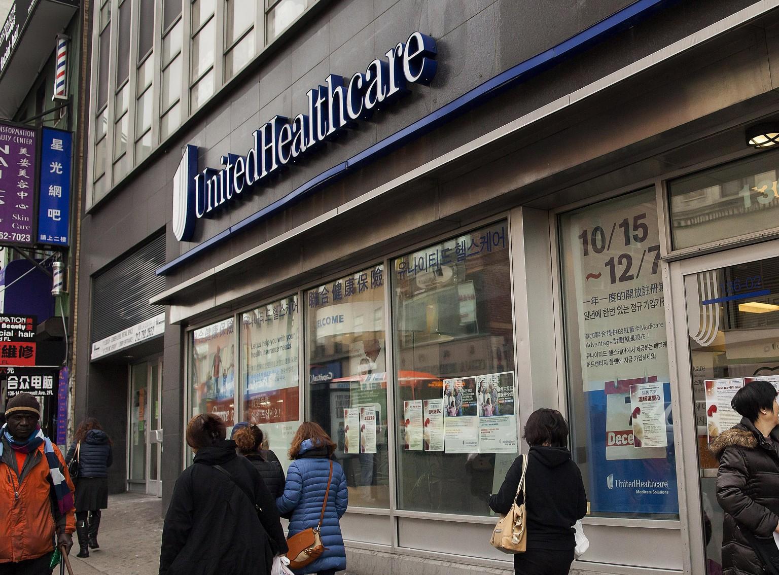 UnitedHealth considers Obamacare exit