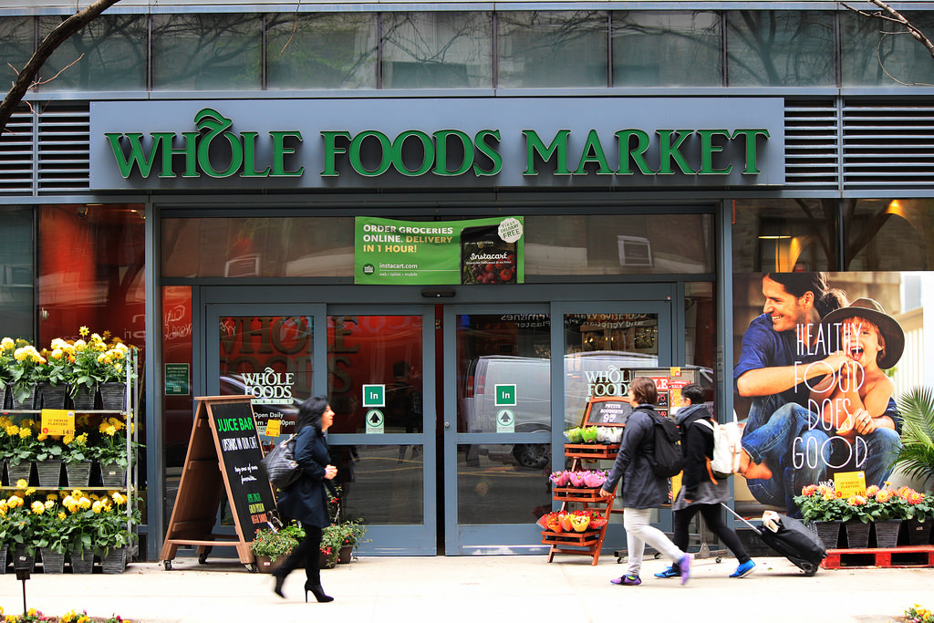 Whole Foods Market downturn