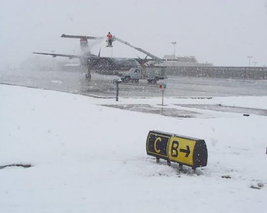 Winter storm 2016 flight cancellations