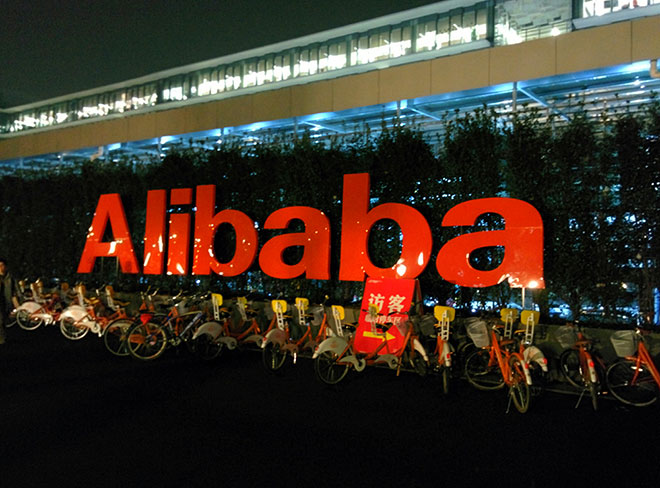 Alibaba has a big stake in Groupon