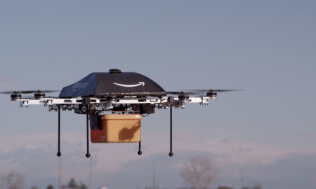 Amazon delivery company