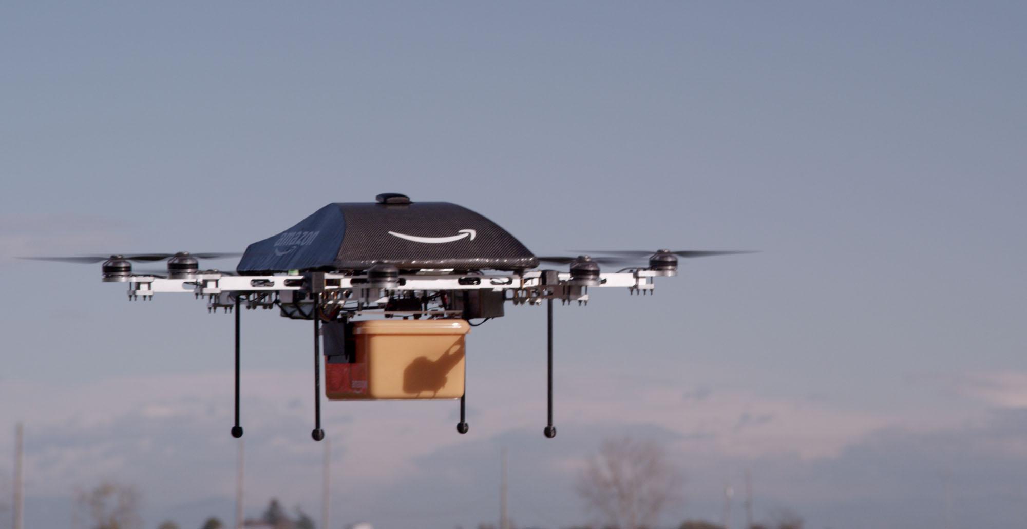 Amazon delivery company