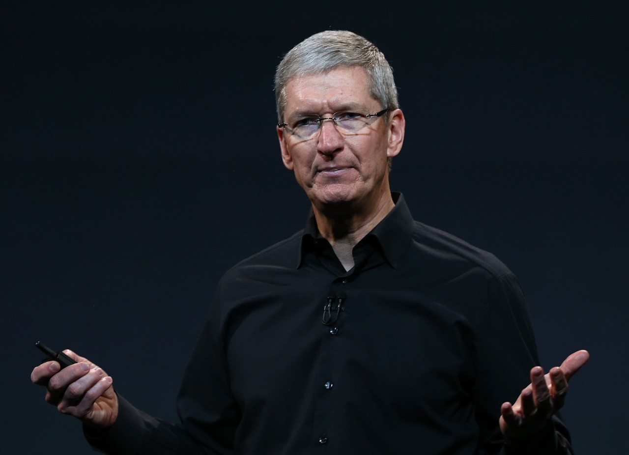 Apple CEO Tim Cook defends FBI rejection