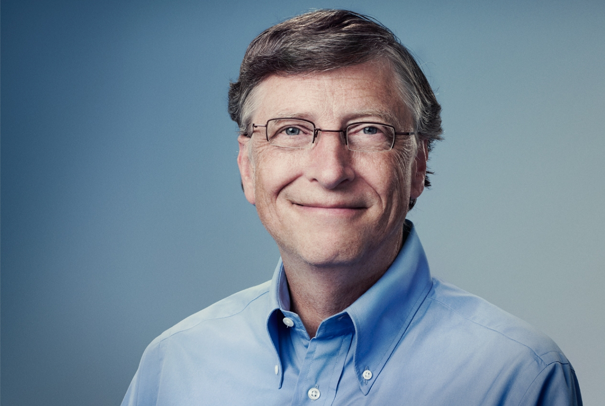 Bill Gates supports FBI against Apple