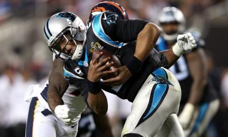 Cam Newton didnt want it at Super Bowl 50