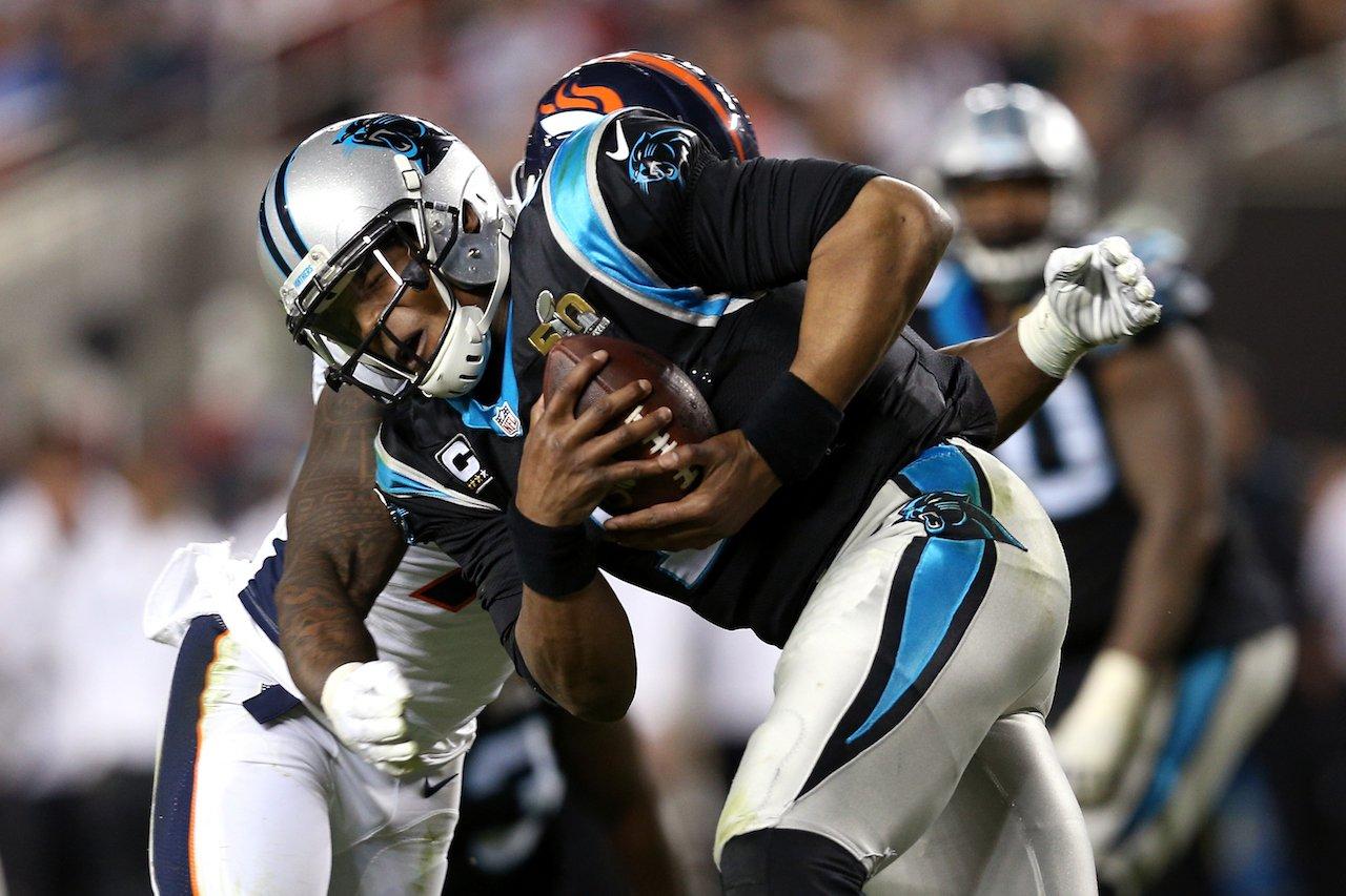 Cam Newton didnt want it at Super Bowl 50