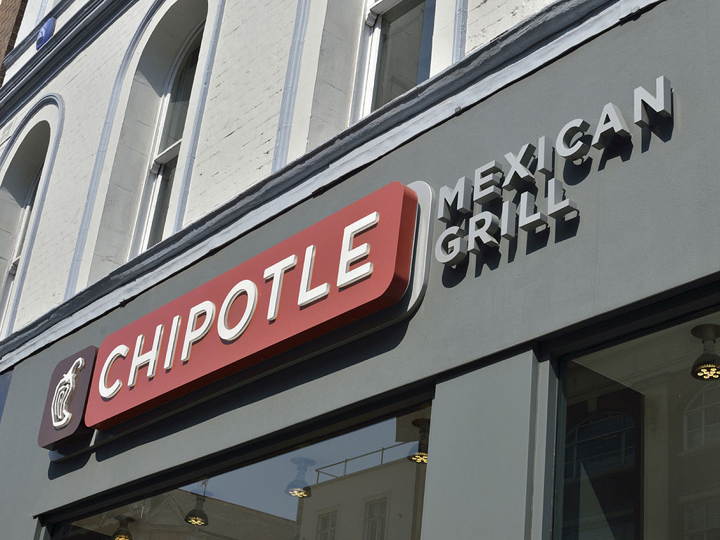 Chipotle Menu Fatigue