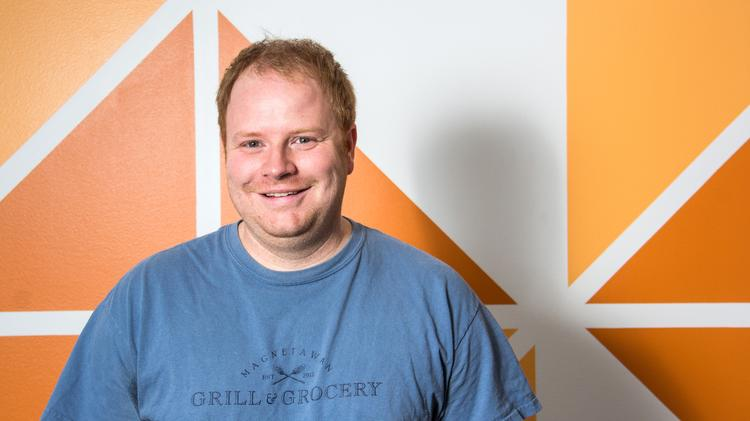 Conrad Parker out at Zenefits