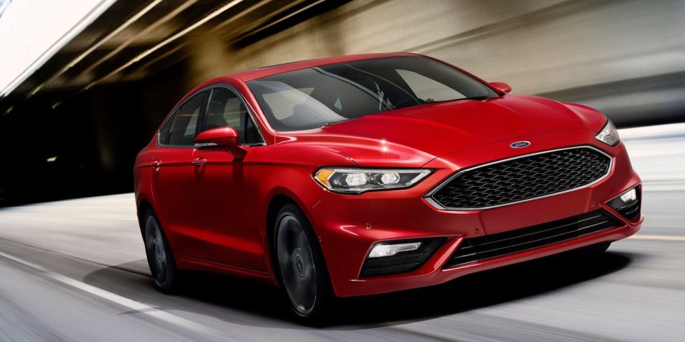 Ford Fusion V6 Sport
