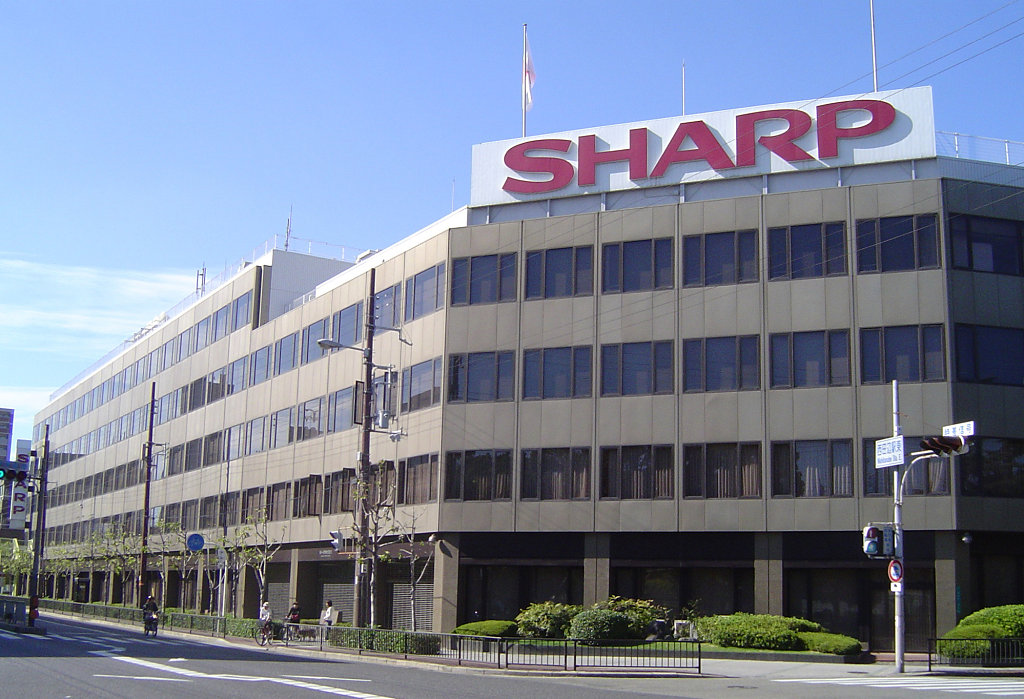 Foxconn Delays Sharp Buy