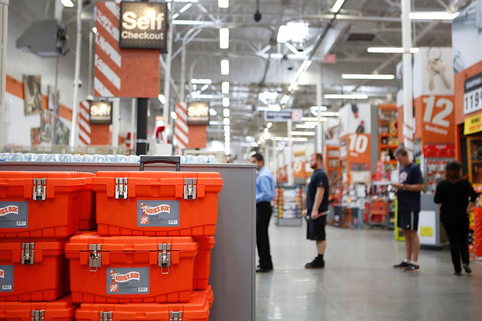 Home Depot hiring 80000 people