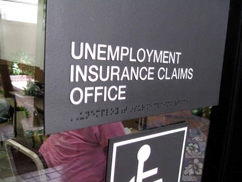 Initial Jobless claims report