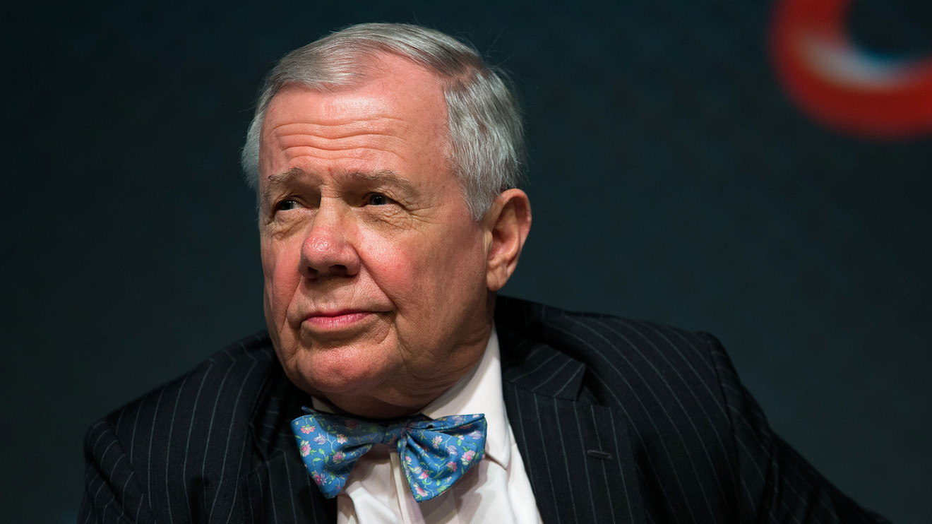 Jim Rogers - Central Bankers are morons