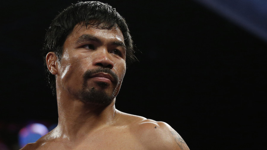 Manny Pacquiao dropped by Nike over comments about LGBT