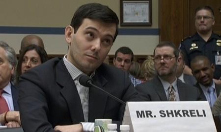 Martin Shkreli Rolling Eyes during testimony