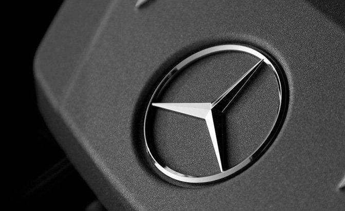 Mercedes Benz Takata Airbag Recall