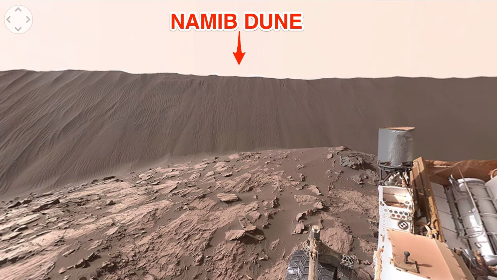 Namib Dune