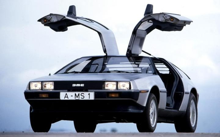 New DeLoreans going into production