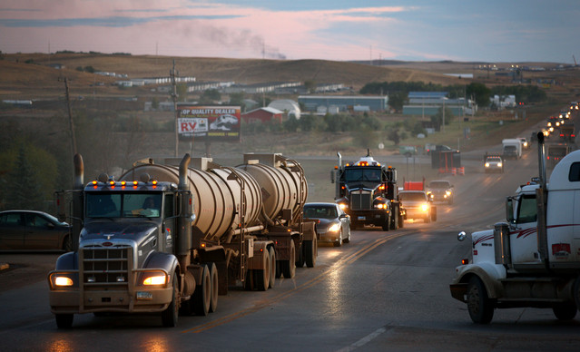 North Dakota Oil Bust - State Deficit