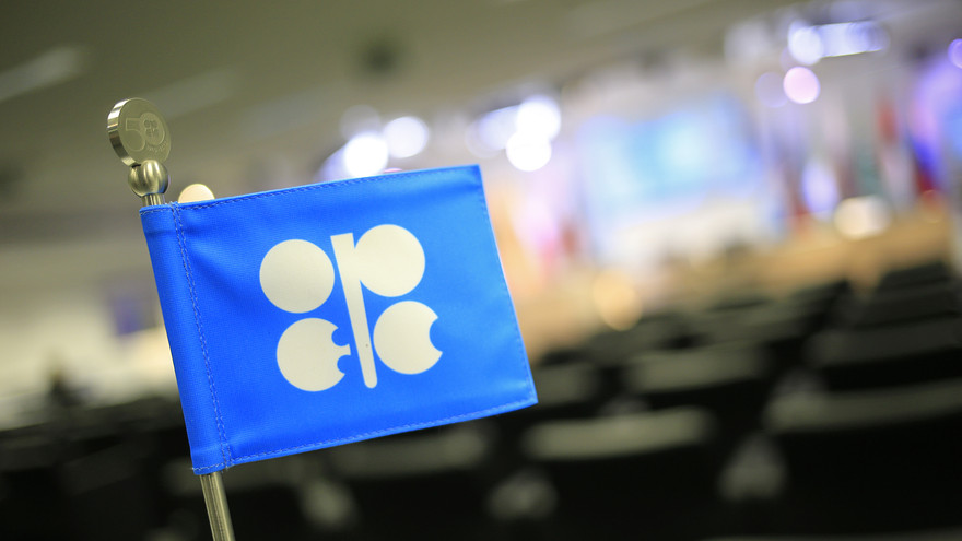 OPEC oil freeze