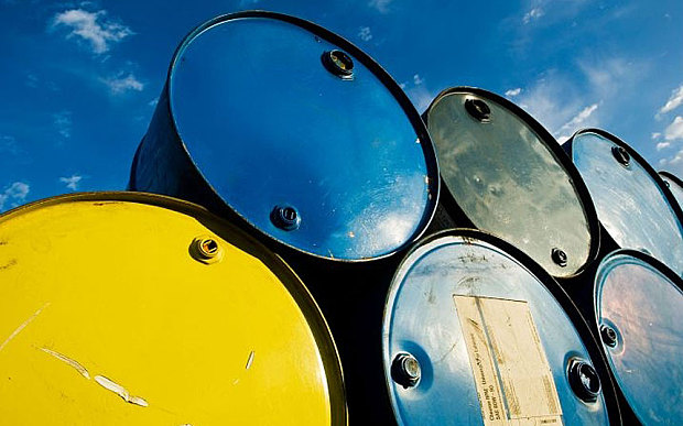 Oil prices gain and then fall on OPEC talks