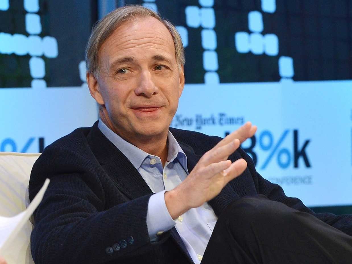 Ray Dalio and Greg Jensen are feuding