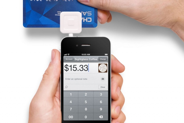 Square and Visa