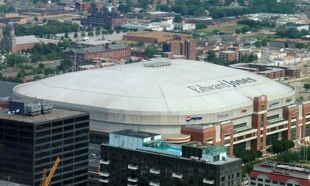 St Louis Rams stadium bill