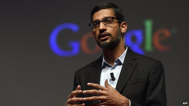 Google CEO awarded $199 million in stock