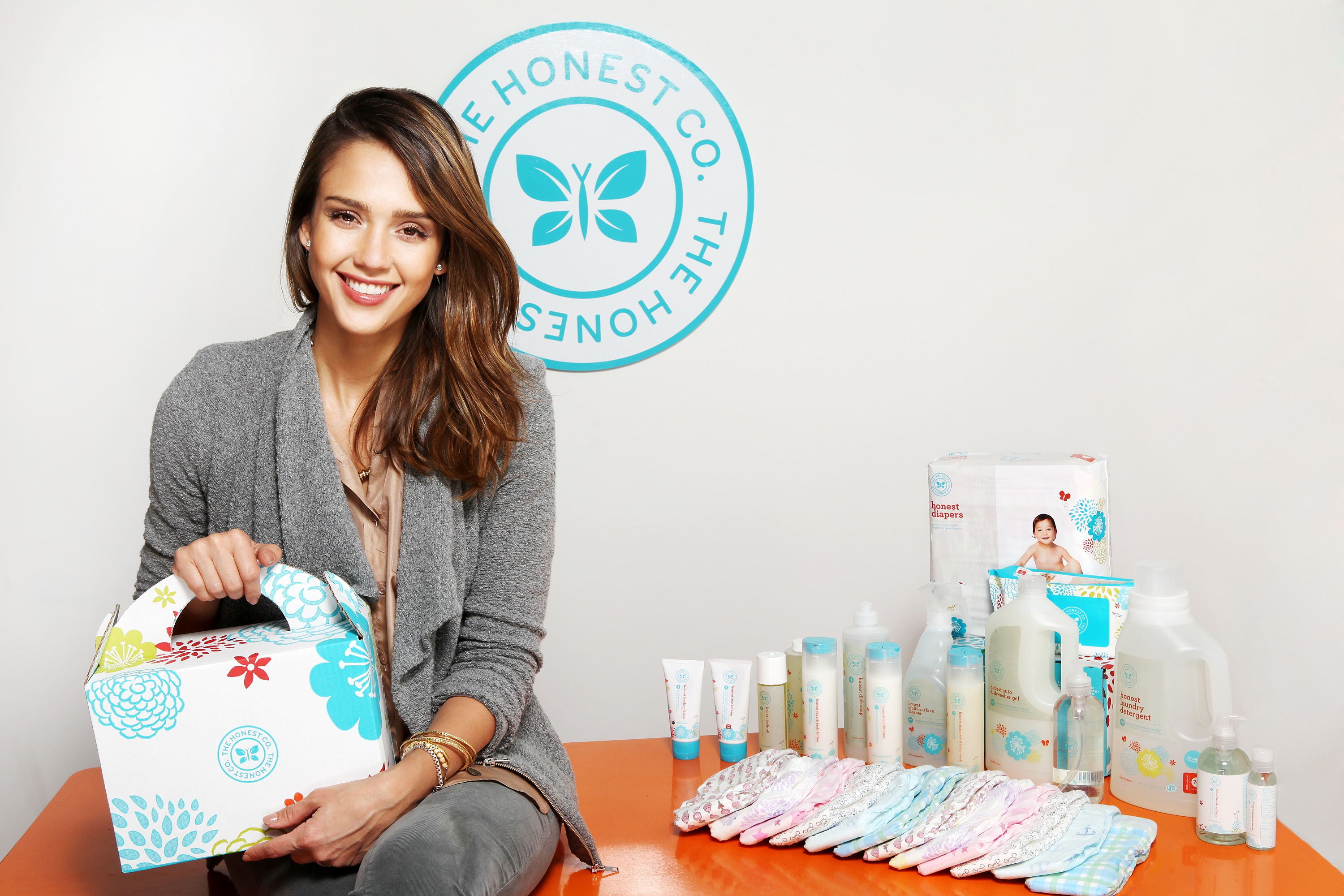 Jessica Alba is taking The Honest Company public