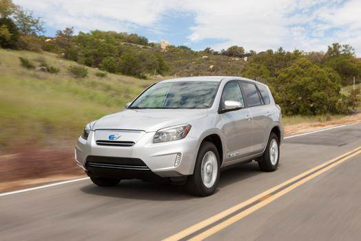 Toyota Rav 4 Recall - Seat Belt Issues