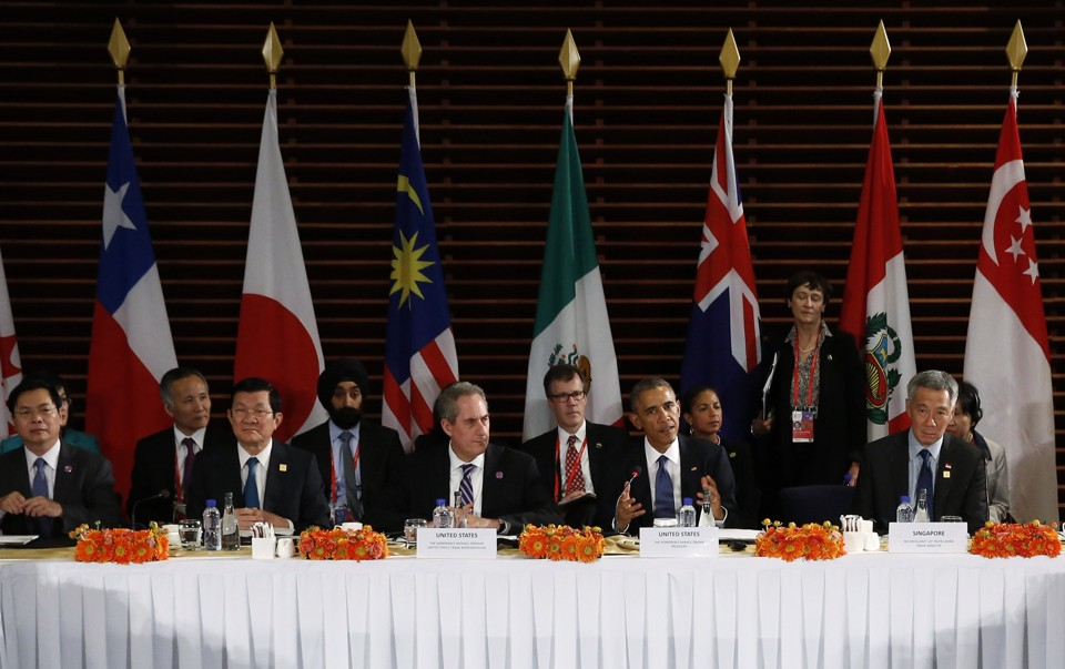The Trans-Pacific Partnership has been signed