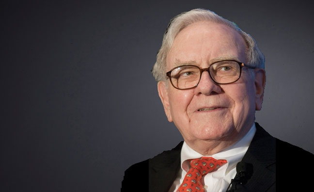 Warren Buffett and IBM Shares