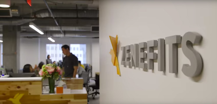 Zenefits is laying off a ton of employees