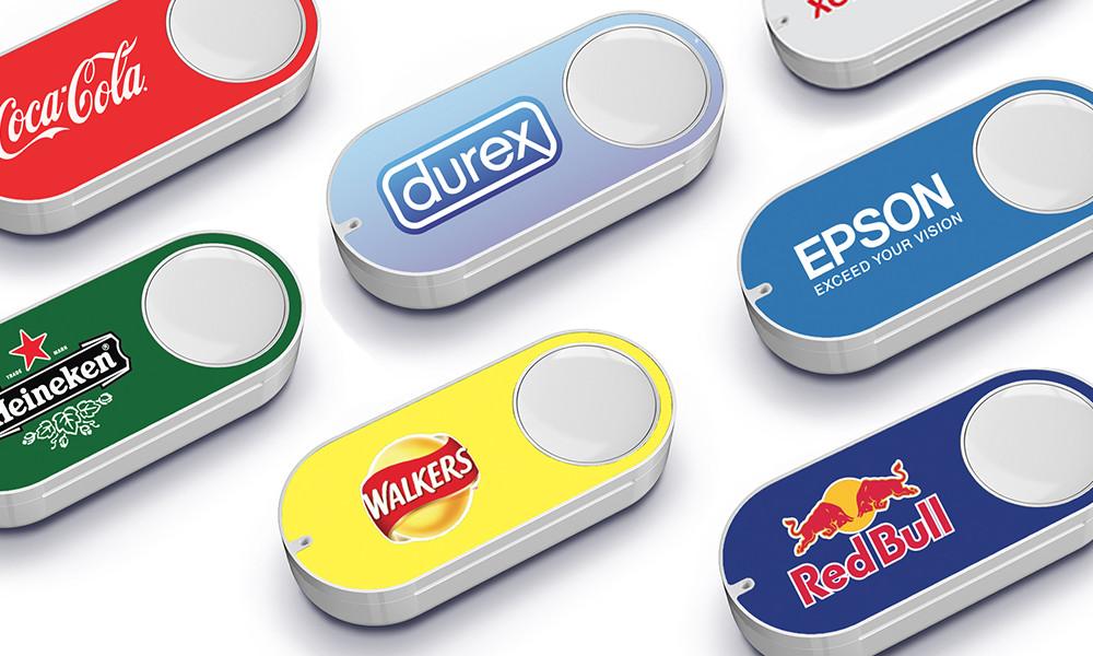 amazon debuts 100 dash buttons anyone need a condom