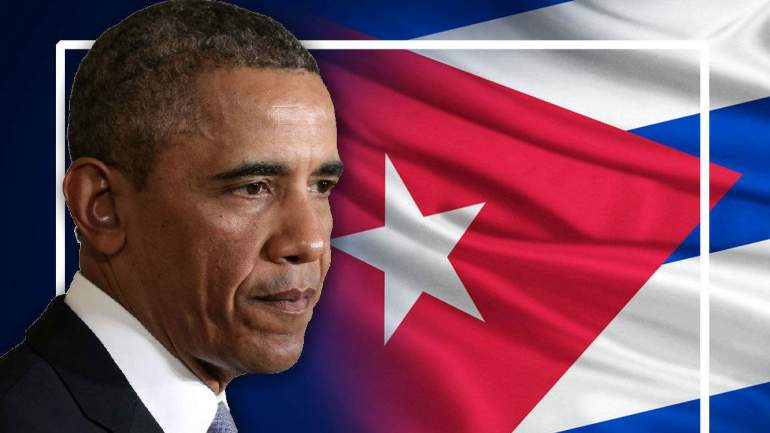 Barack Obama targeted by Fidel Castro following Cuba visit