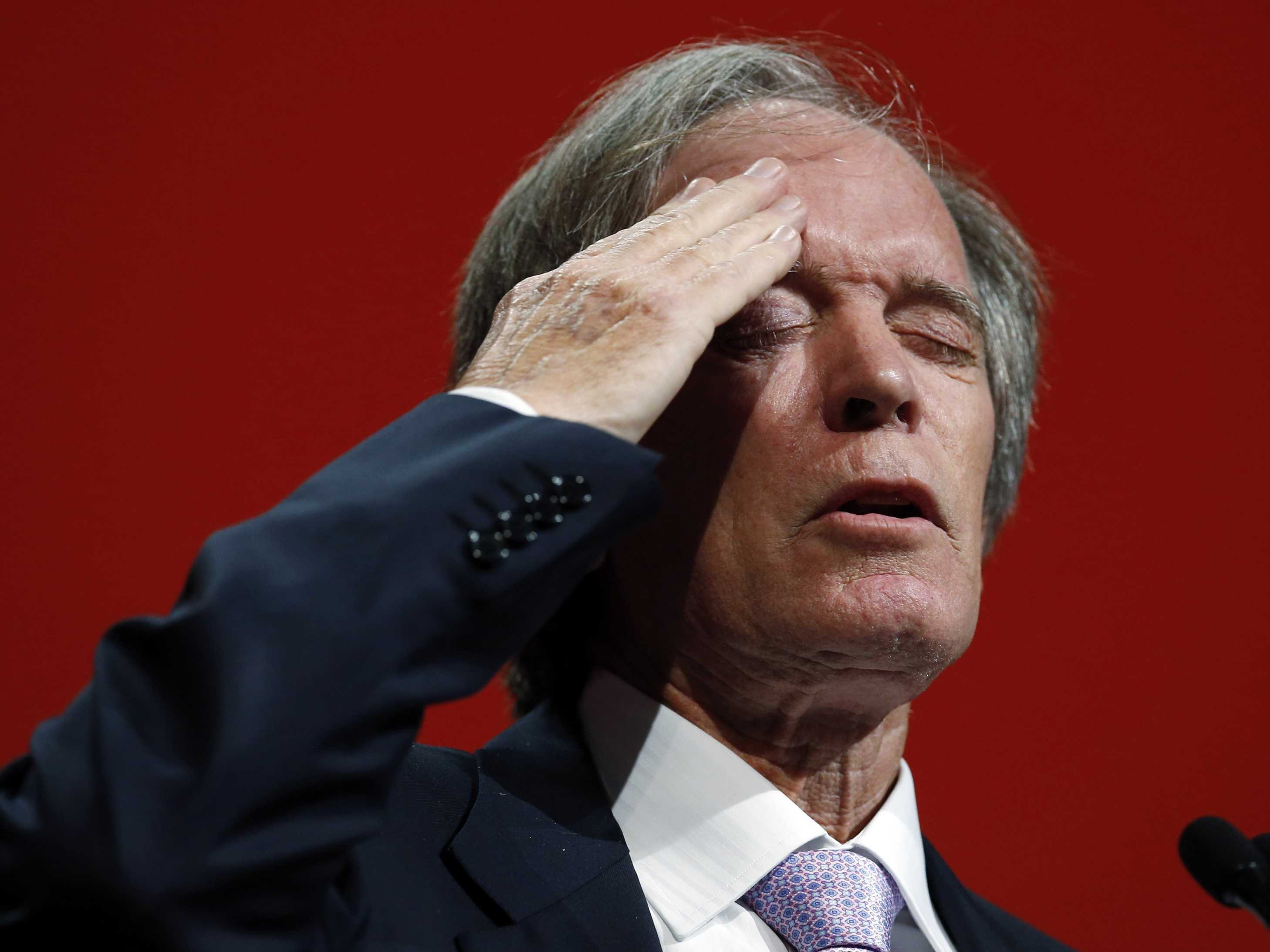 Bill Gross and grade school level investing problems