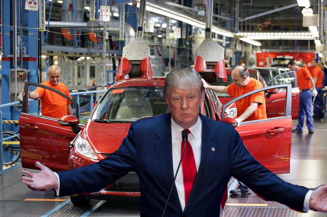 Donald Trump is getting Ford jobs all wrong