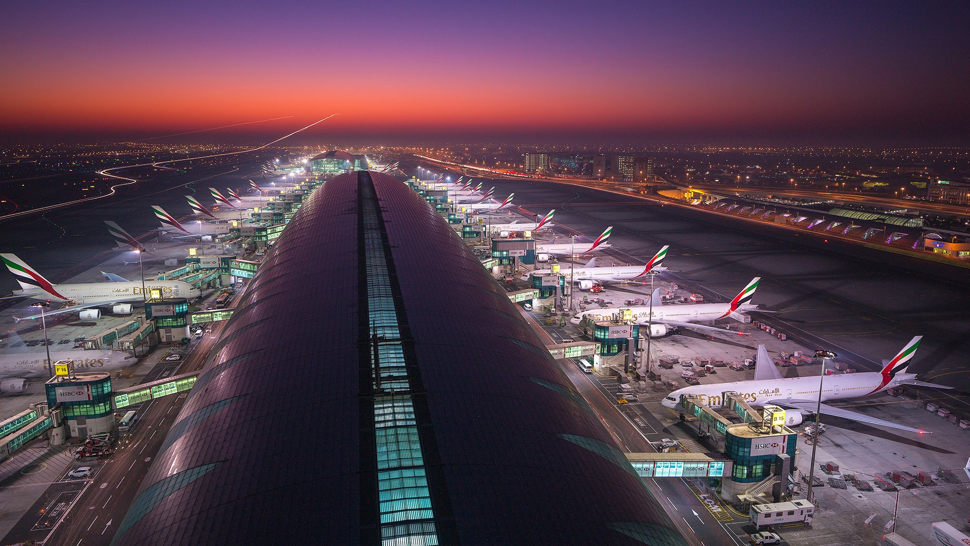 Dubai International Airport Passenger Fees