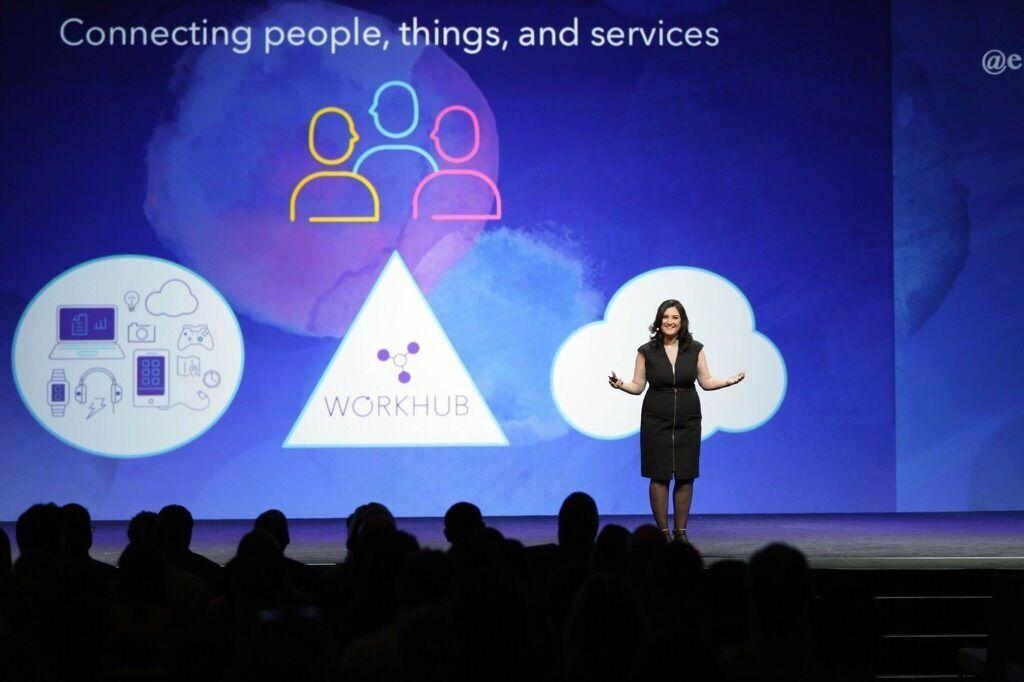 Elisa Steele - CEO at Jive Software
